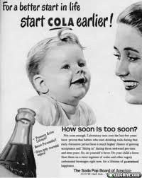 slika bebe u reklami