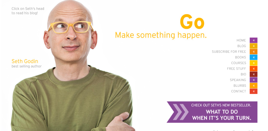 Seth Godin guru za marketing