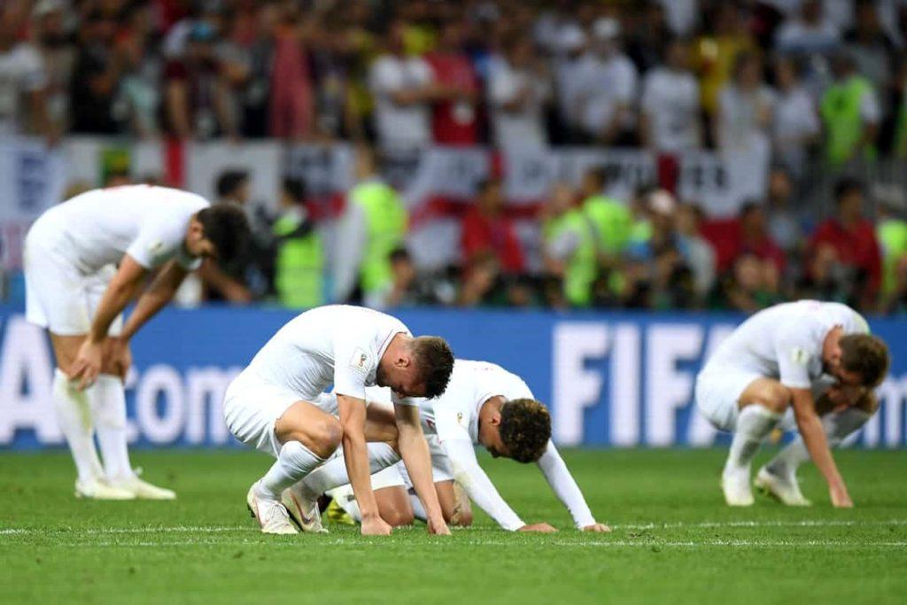 engleska nogometna reprezentacija