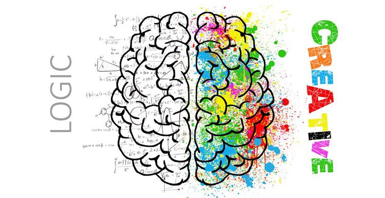 lijeva desna strana mozga
