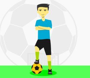 neverbalna gesta nogometaša